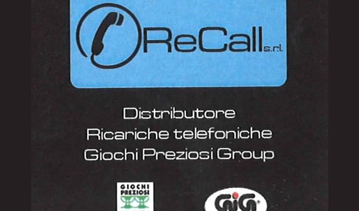Giocattoli Roma Sud – ReCall Srl