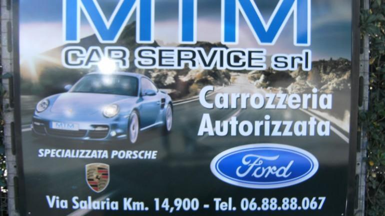 Carrozzeria Roma Salaria – Mtm Car Service